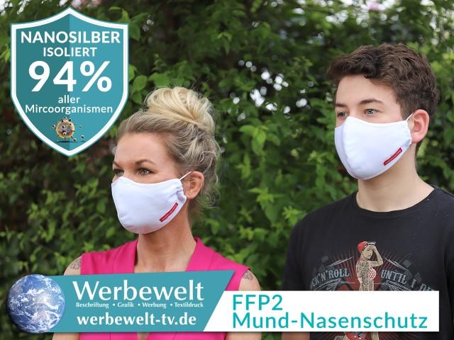 DIY Hustenschutz Mundschutz FFPS Masken